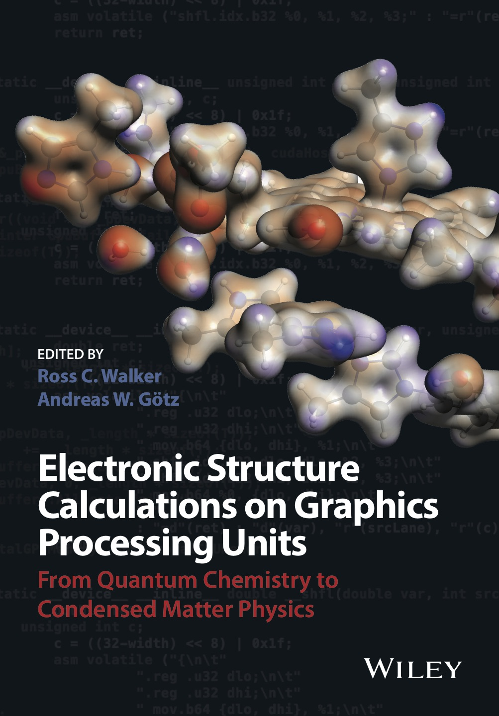 Book Electronic Structure Calculations on Graphics Processing Units